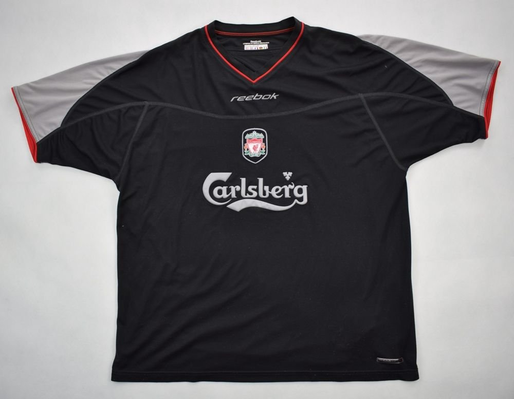 c1d76679da7 2002-03 LIVERPOOL SHIRT XL Football   Soccer   Premier League   Liverpool