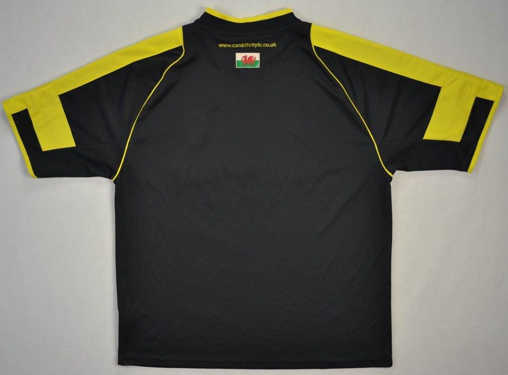 eaa22fd8c 2003-04 CARDIFF CITY SHIRT XL Football   Soccer   Premier League   Cardiff  City