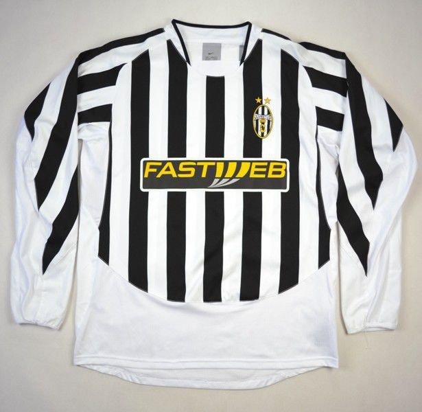 e67374d9250 2003-04 JUVENTUS SHIRT L Football   Soccer   European Clubs   Italian Clubs    Juventus