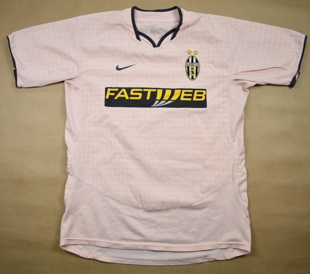 9e85eec56 2003-04 JUVENTUS SHIRT L. BOYS Football   Soccer   European Clubs   Italian  Clubs   Juventus