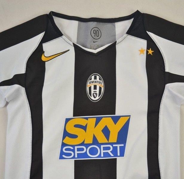 a62ea5199 2004-05 JUVENTUS SHIRT S. BOYS Football   Soccer   European Clubs ...