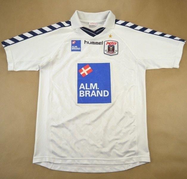 2005 06 Aarhus Gf Shirt S Football Soccer European Clubs