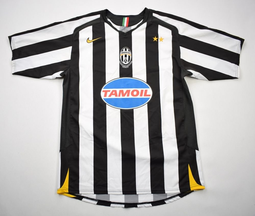 low priced a31f1 f897a 2005-06 JUVENTUS SHIRT M