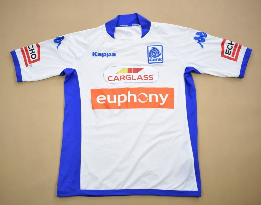 2005 06 Krc Genk Shirt L Football Soccer European Clubs Other European Clubs Classic Shirts Com