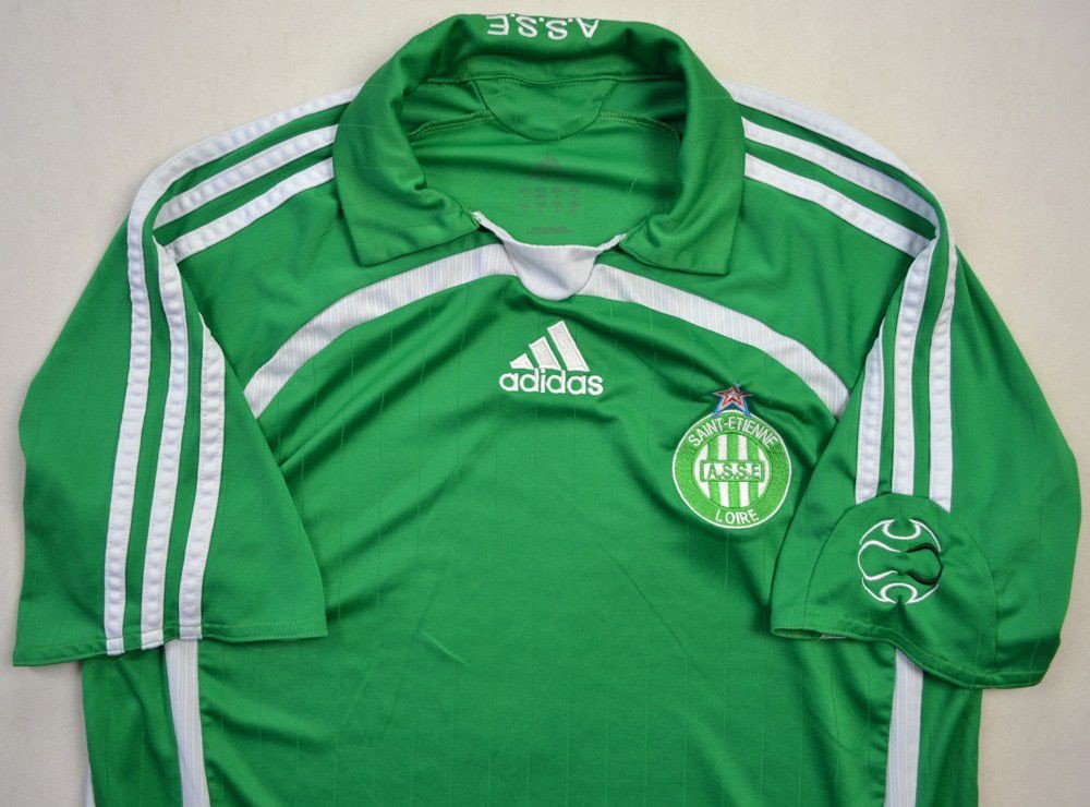 93896efd3 2006-07 AS SAINT ETIENNE SHIRT S Football   Soccer   European Clubs ...