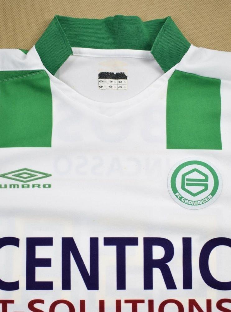 2006-07 FC GRONINGEN SHIRT XL Football   Soccer   European Clubs ... 922ceb66e