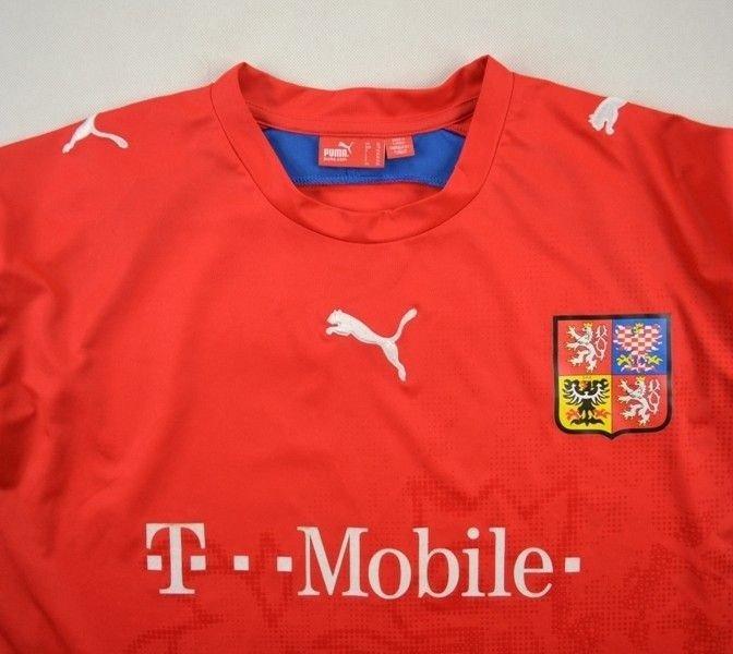 71e7f245d6d 2006-08 CZECH REPUBLIC SHIRT XL Football   Soccer   International ...