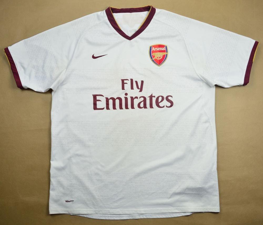 finest selection ed926 a8d33 Retro Arsenal Shirt Ebay