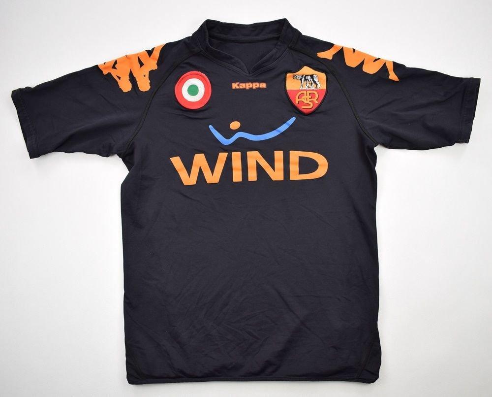 As roma shirt football soccer european clubs italian clubs as roma jpg  1000x806 As roma kappa 9feb201aa318e