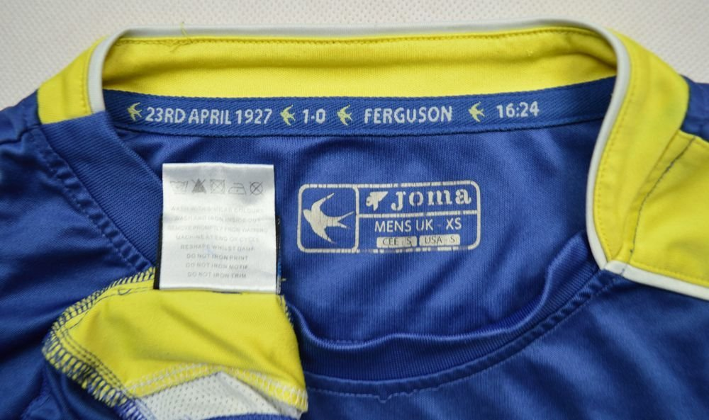 c6128be23 2008-09 CARDIFF CITY FC SHIRT XS Football   Soccer   Premier League ...