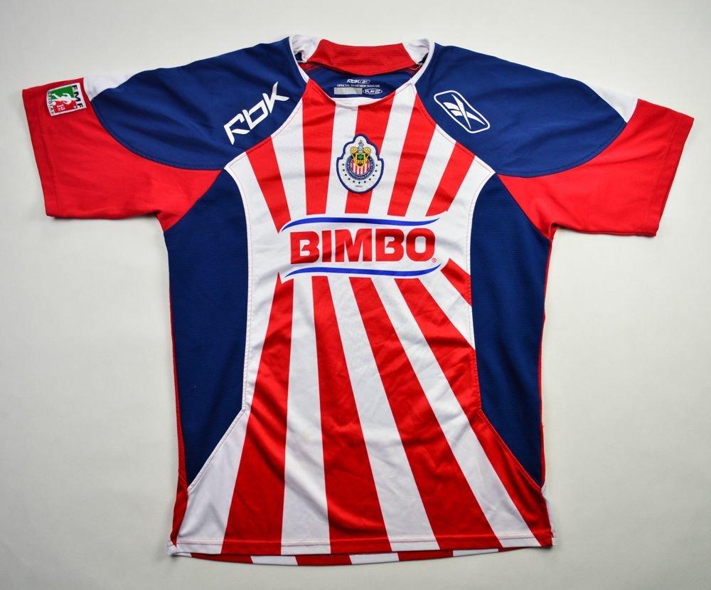 8fa710d6737 2008-09 CHIVAS GUADALAJARA SHIRT S Football   Soccer   Rest of world ...