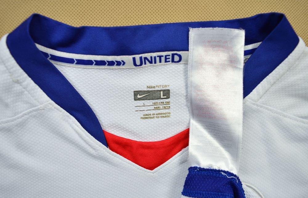 b6dfb9028 2008-10 MANCHESTER UNITED  BERBATOV  SHIRT L. BOYS Football   Soccer ...