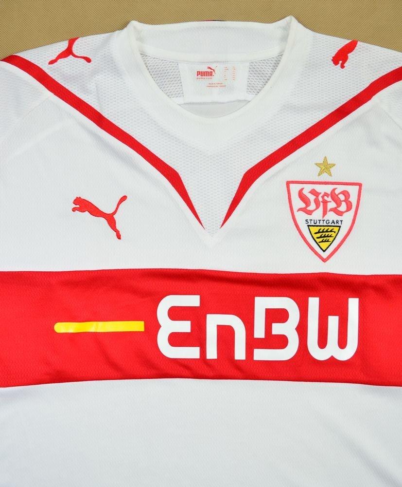 2009 10 Vfb Stuttgart Shirt Xl Football Soccer European Clubs German Clubs Other German Clubs Classic Shirts Com