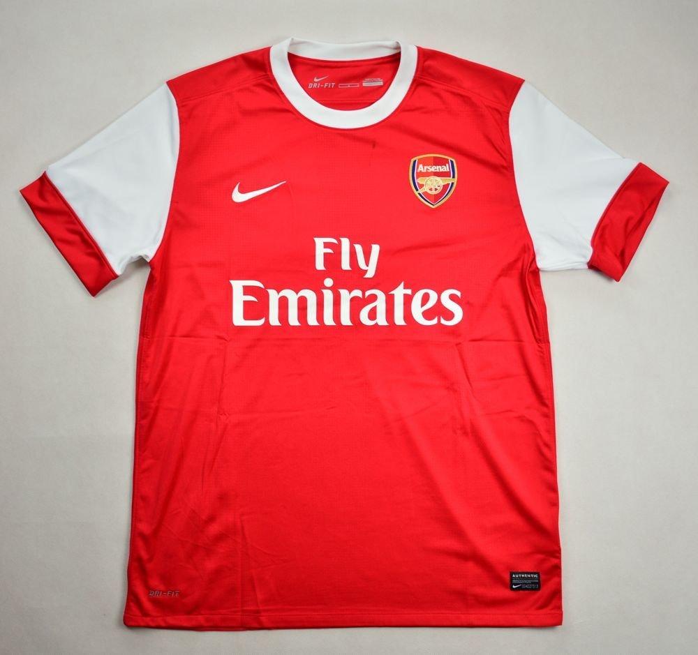007619bf4 2010-11 ARSENAL SHIRT L Football   Soccer   Premier League   Arsenal London