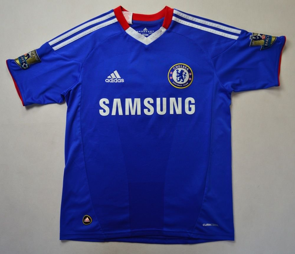 2010-11 CHELSEA LONDON  TORRES  SIZE 13-14 YRS 164 CM Football   Soccer    Premier League   Chelsea London  fddb774a7