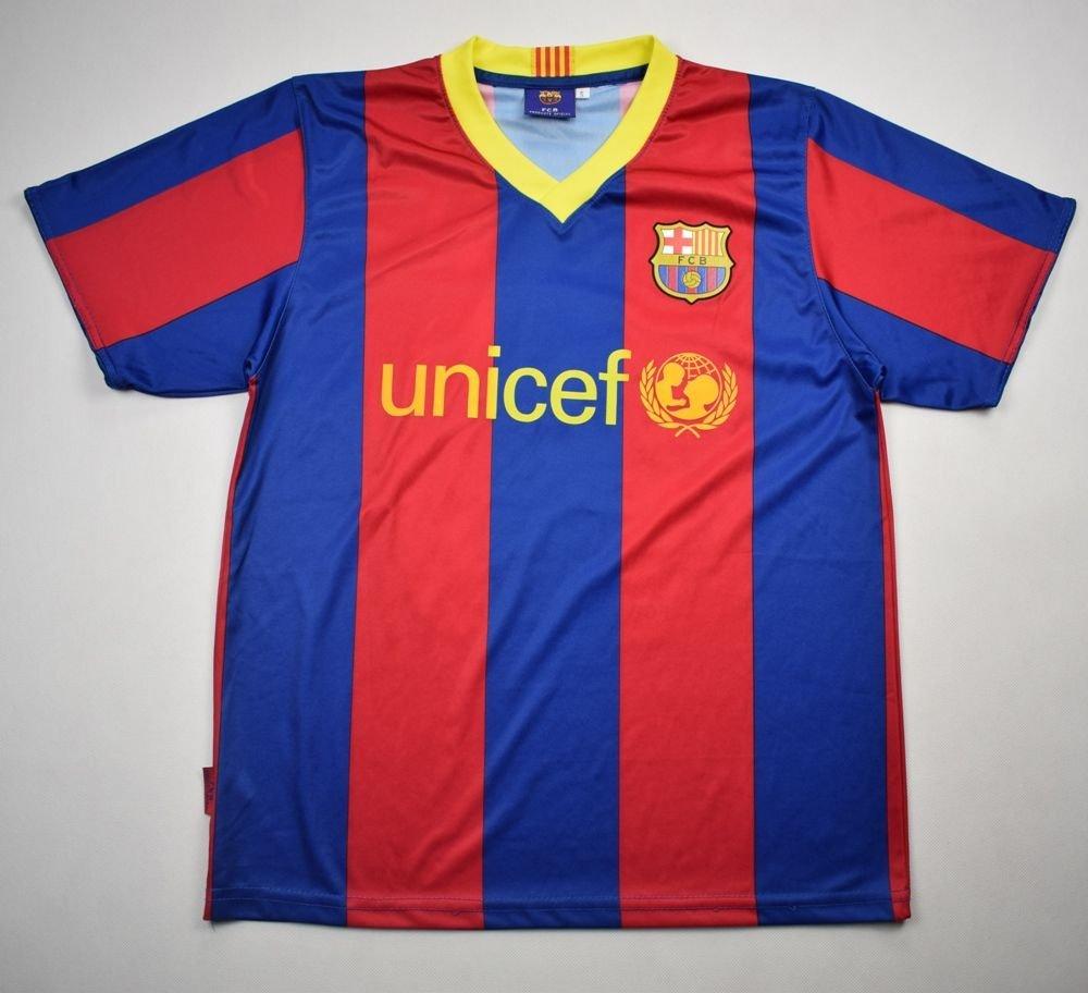 2010-11 FC BARCELONA  MESSI  SHIRT S Football   Soccer   European Clubs    Spanish Clubs   FC Barcelona  2e8d2ad92