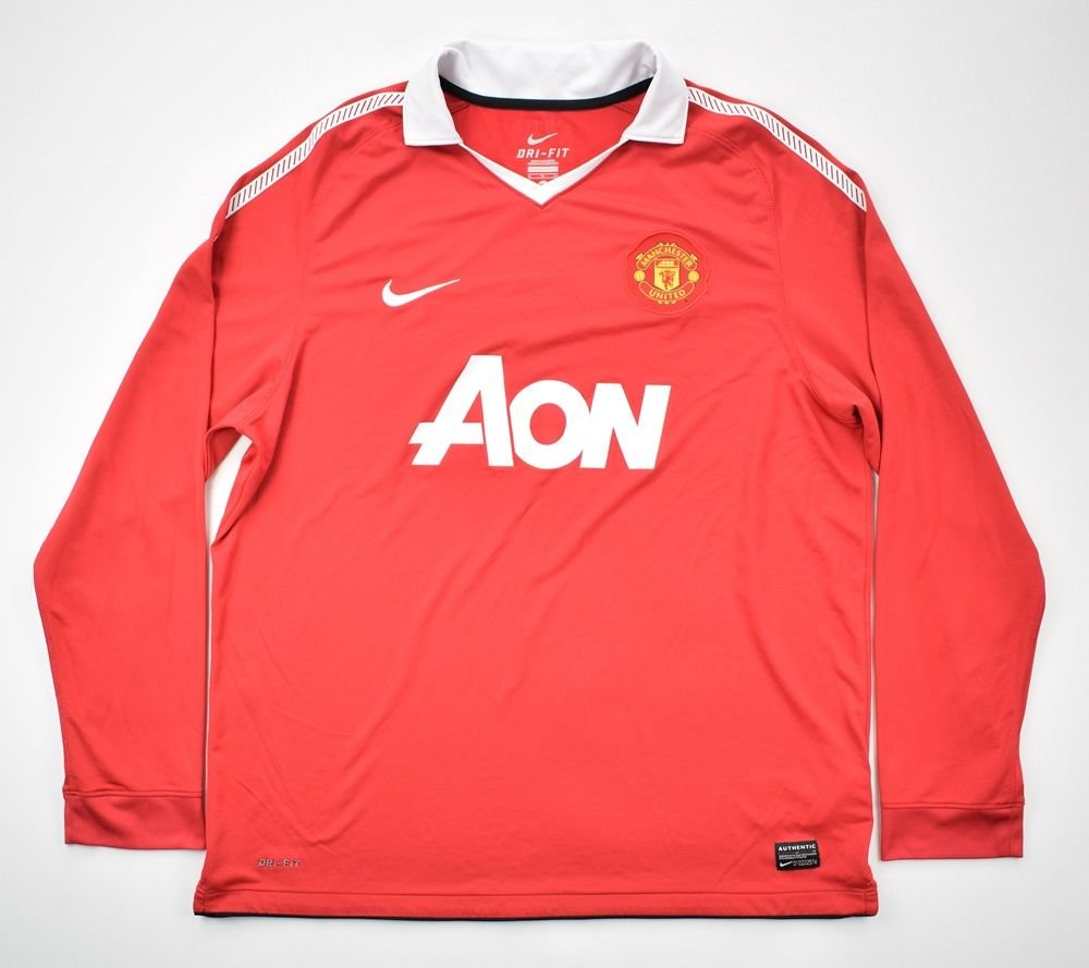 4e2fa4cda05 Classic Man U Shirts