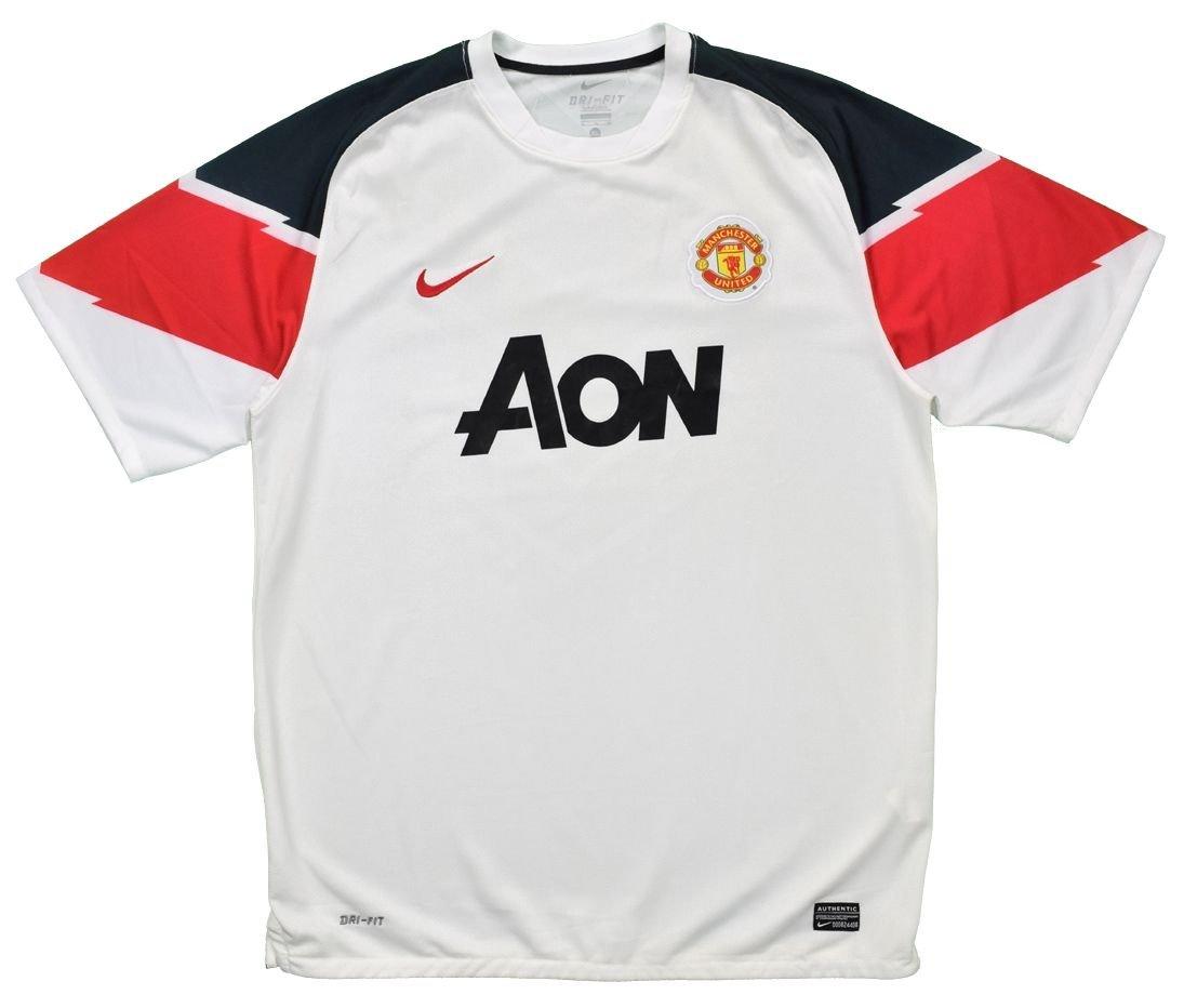 2010 11 manchester united shirt l football soccer premier league manchester united classic shirts com 2010 11 manchester united shirt l