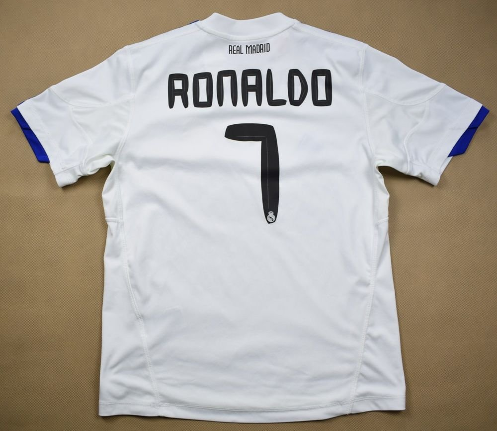 new product 4676d abac7 2010-11 REAL MADRID *RONALDO* M. BOYS 152 CM