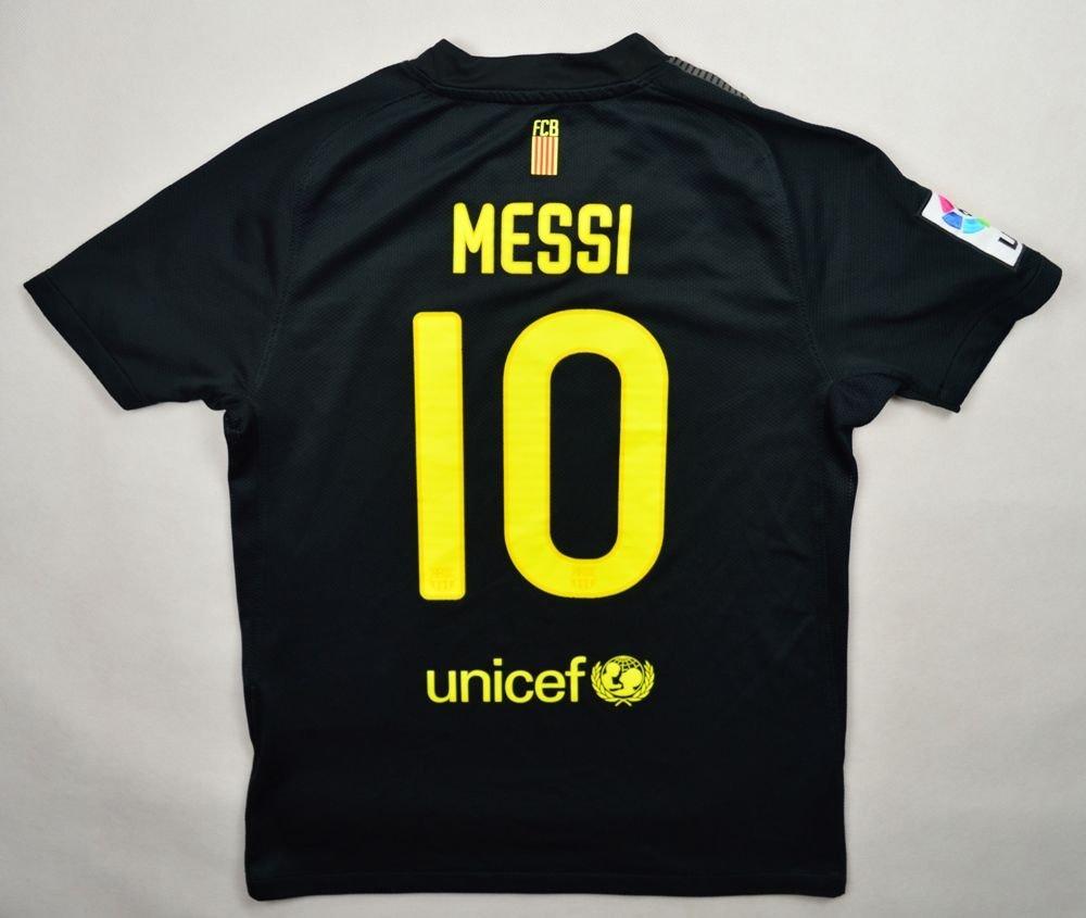 finest selection d0093 f91e5 2011-12 FC BARCELONA *MESSI* SHIRT M.BOYS 140-152 CM