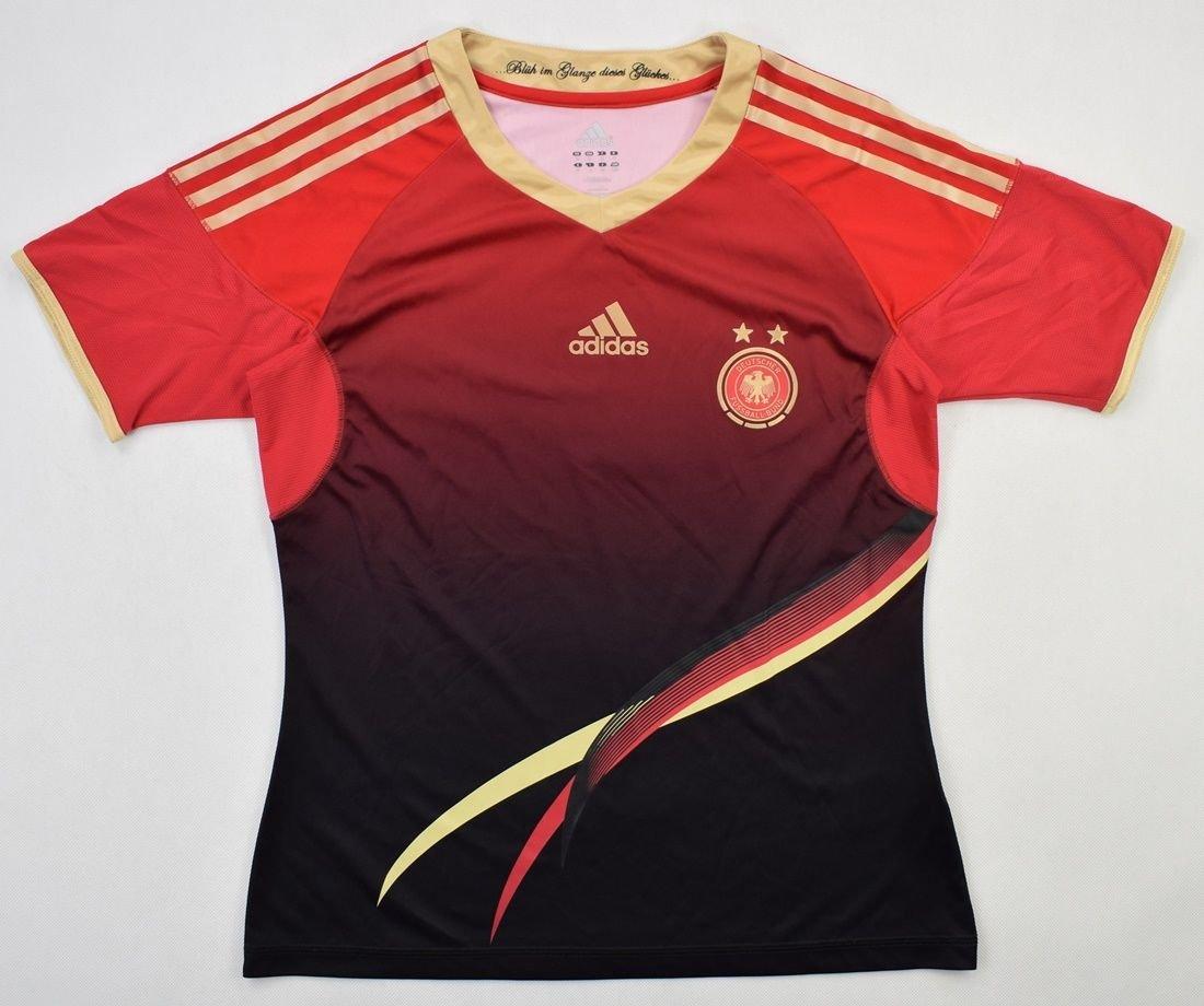 2011-12 GERMANY WOMENS TEAM SHIRT M