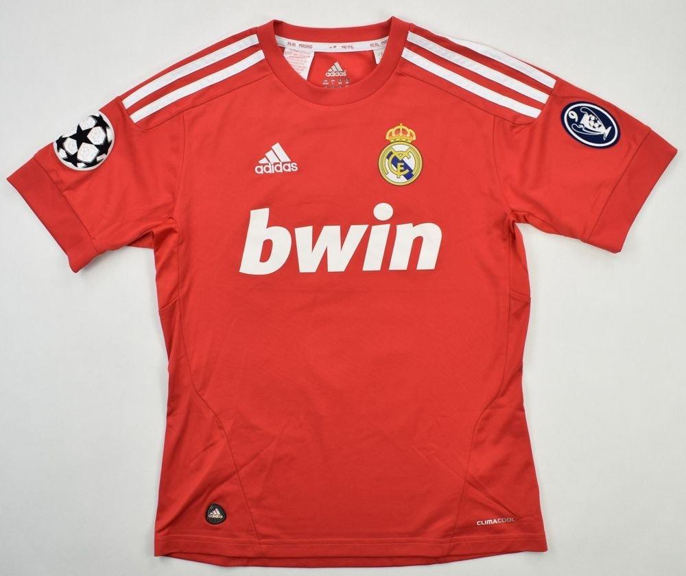 reputable site edeea 4c45d 2011-12 REAL MADRID CL *OZIL* SHIRT L. BOYS
