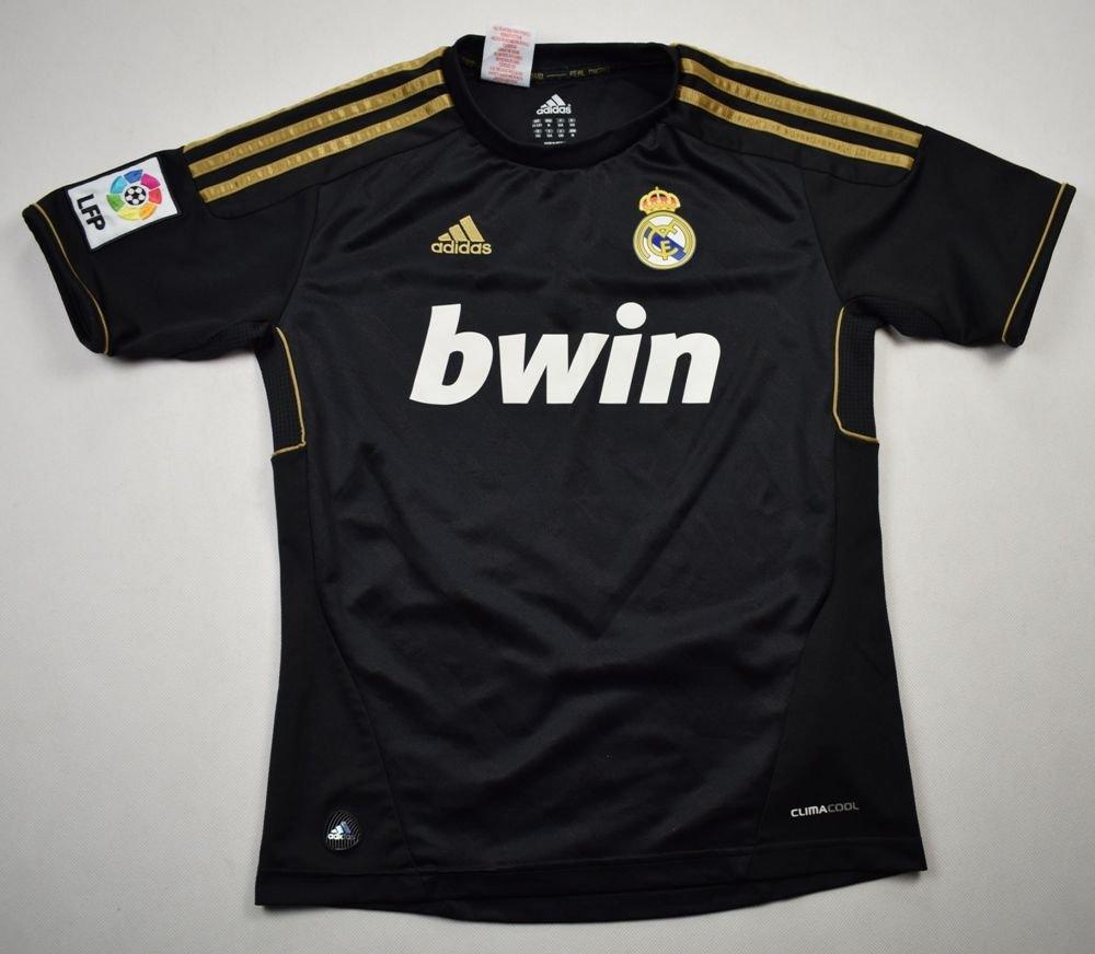 official photos 99de6 4ca8c 2011-12 REAL MADRID SHIRT M. BOYS 152 CM