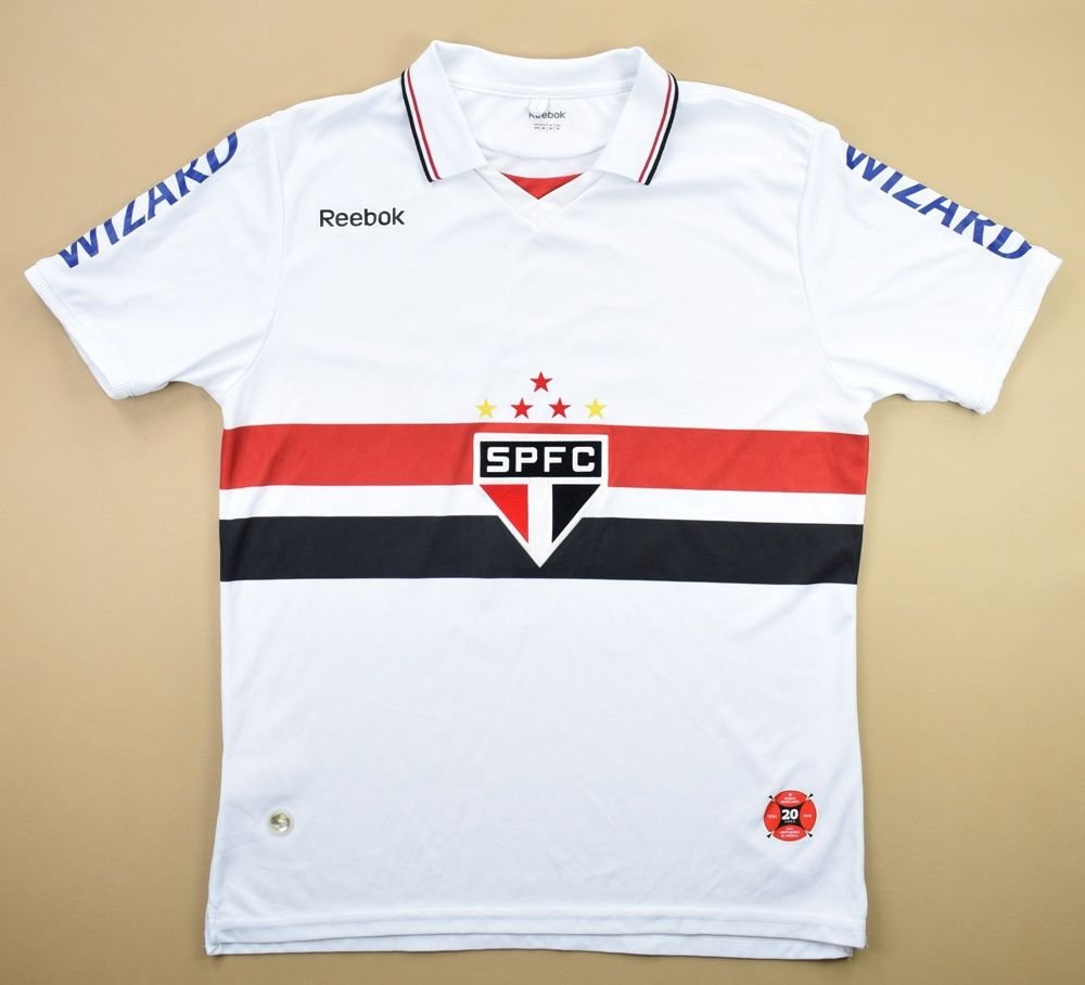 d3242f04f1a 2011-12 SAO PAULO SHIRT M Football   Soccer   Rest of world ...