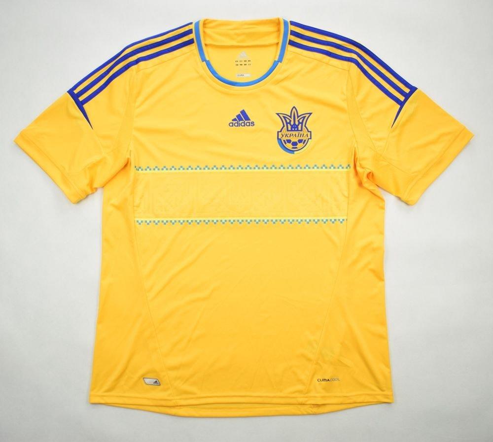 2011-13 UKRAINE SHIRT XL Football   Soccer   International Teams   Europe   Other  European Teams  ce5c369f1