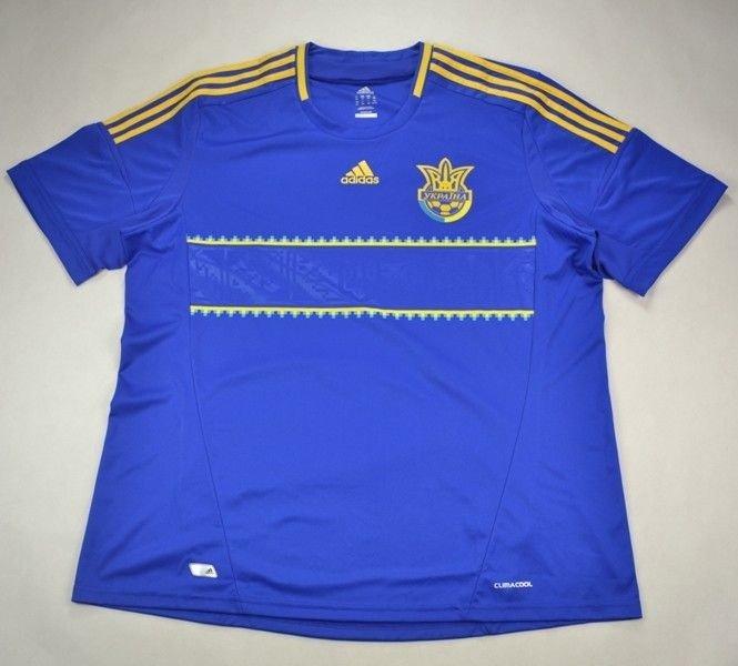 2011-13 UKRAINE SHIRT XXL Football   Soccer   International Teams   Europe    Other European Teams  0c2cef61f
