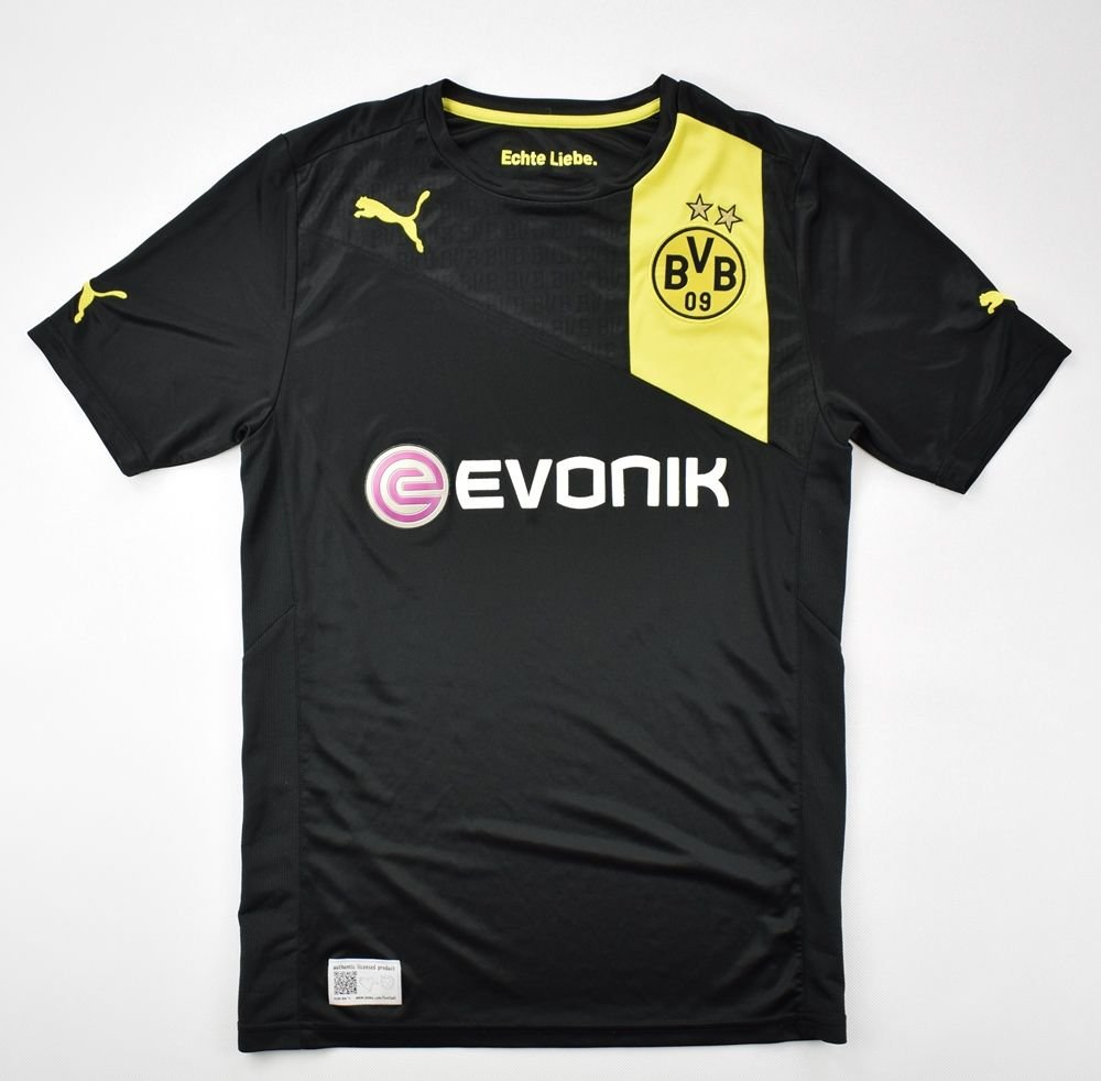 purchase cheap 6fb08 bdcb3 2012-13 BORUSSIA DORTMUND SHIRT S