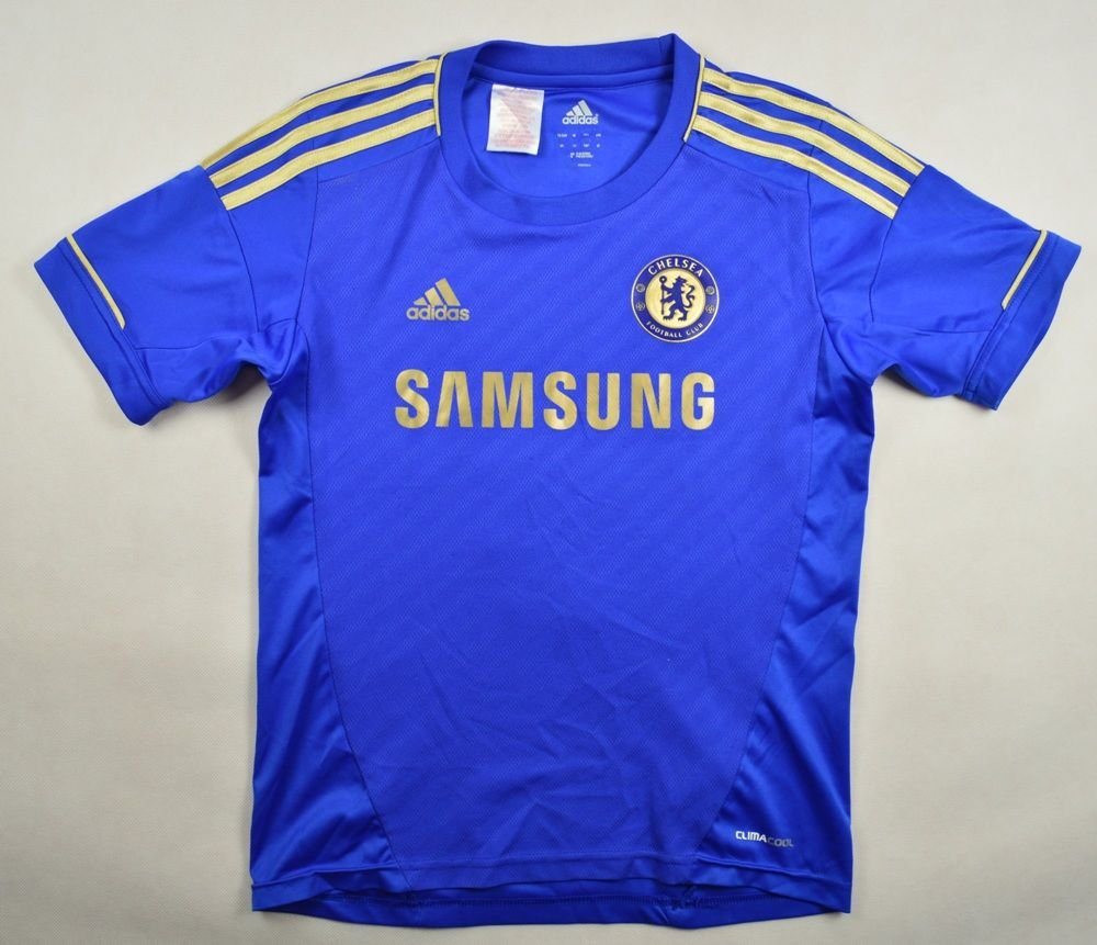 2012-13 CHELSEA LONDON  TORRES  SHIRT M. BOYS 152 CM Football   Soccer    Premier League   Chelsea London  5f862cf0e