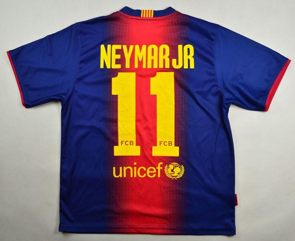 neymar barcelona jersey