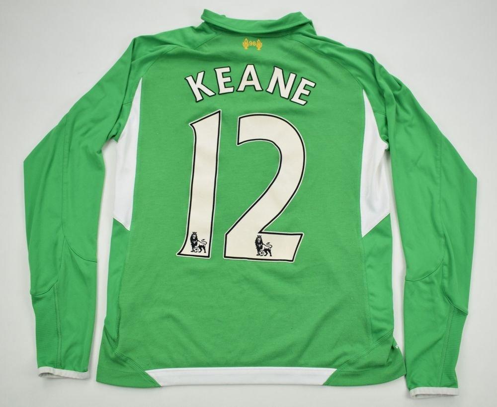 9296d09c3b0 2012-13 LIVERPOOL  KEANE  LONGSLEEVE SHIRT L.BOYS Football   Soccer   Premier  League   Liverpool