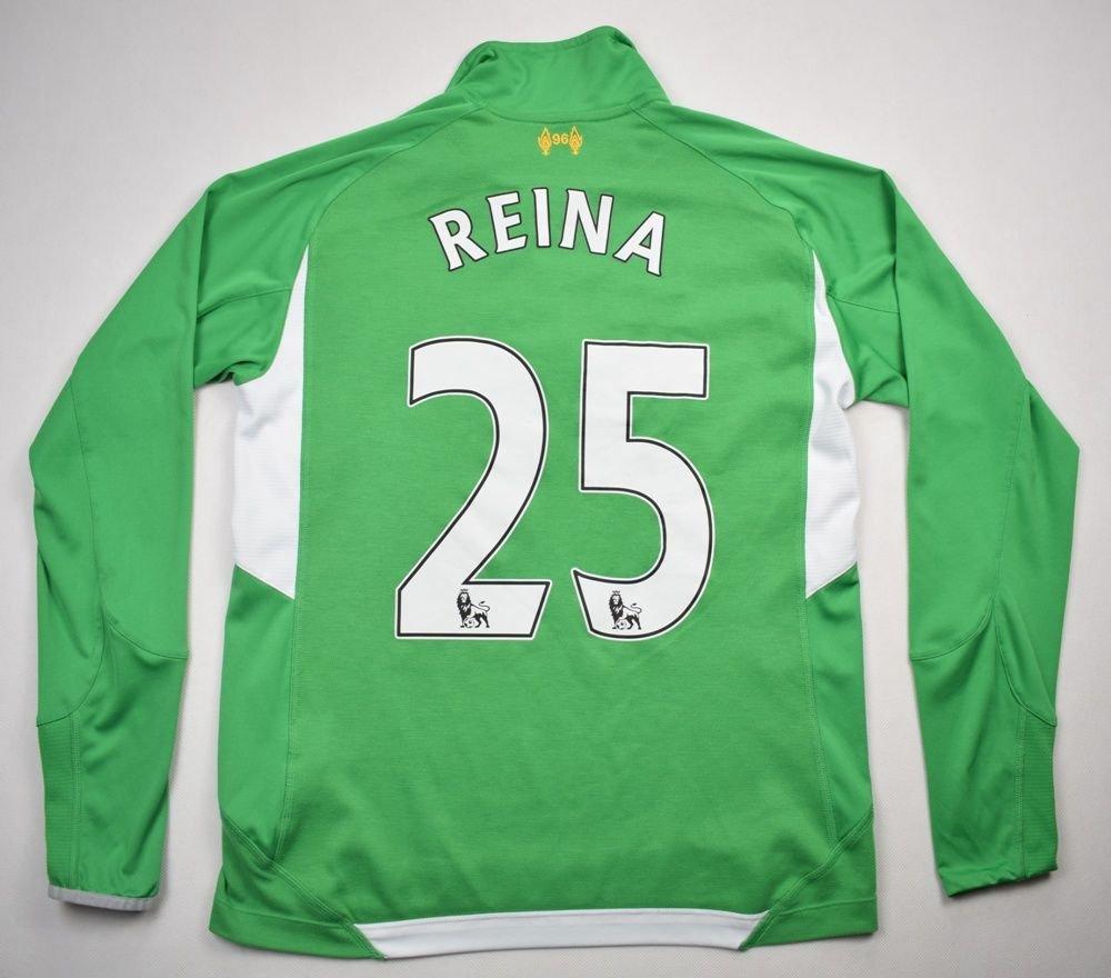 db5d856cd00 2012-13 LIVERPOOL  REINA  LONGSLEEVE SHIRT L.BOYS Football   Soccer   Premier  League   Liverpool