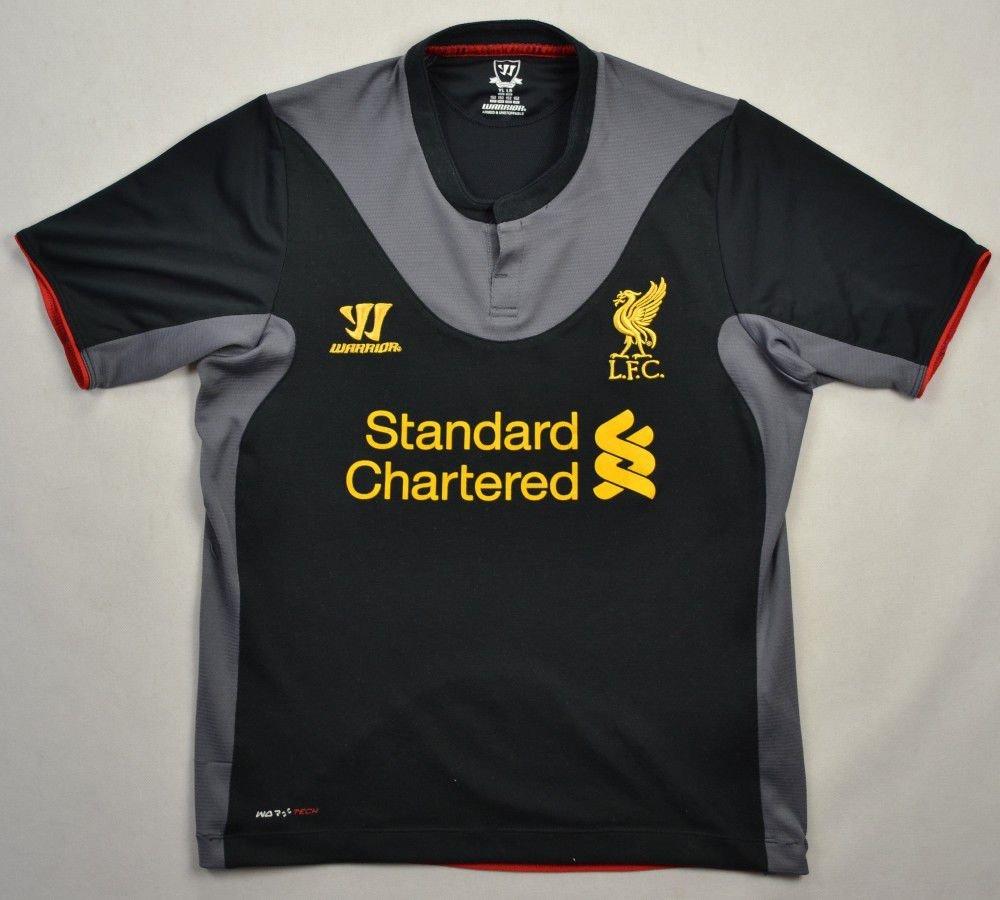 39e3e15f23b 2012-13 LIVERPOOL SHIRT L BOYS Football   Soccer   Premier League    Liverpool
