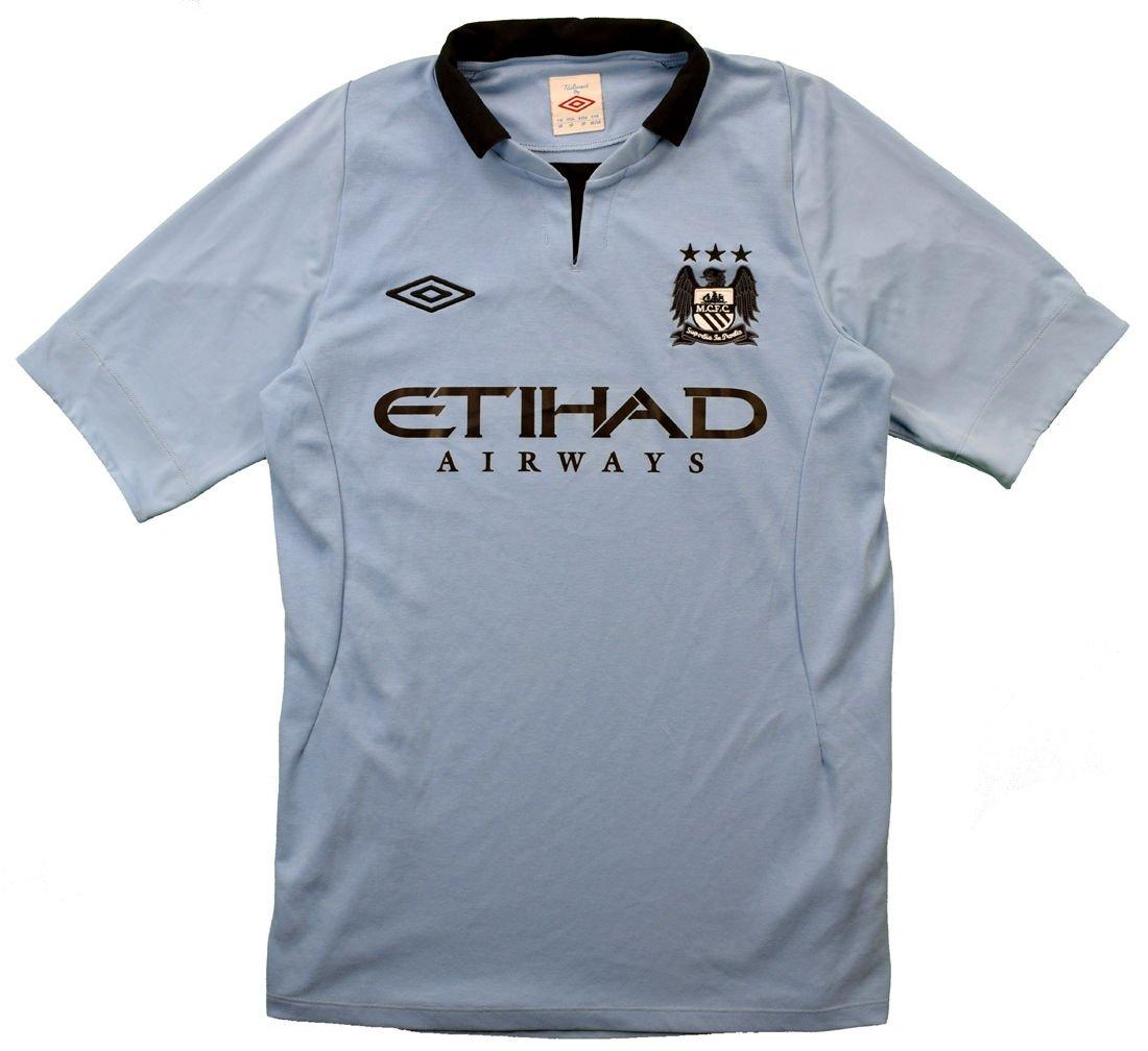 J League Football Shirts: 2012-13 MANCHESTER CITY *J.NAVAS* SHIRT XL Football