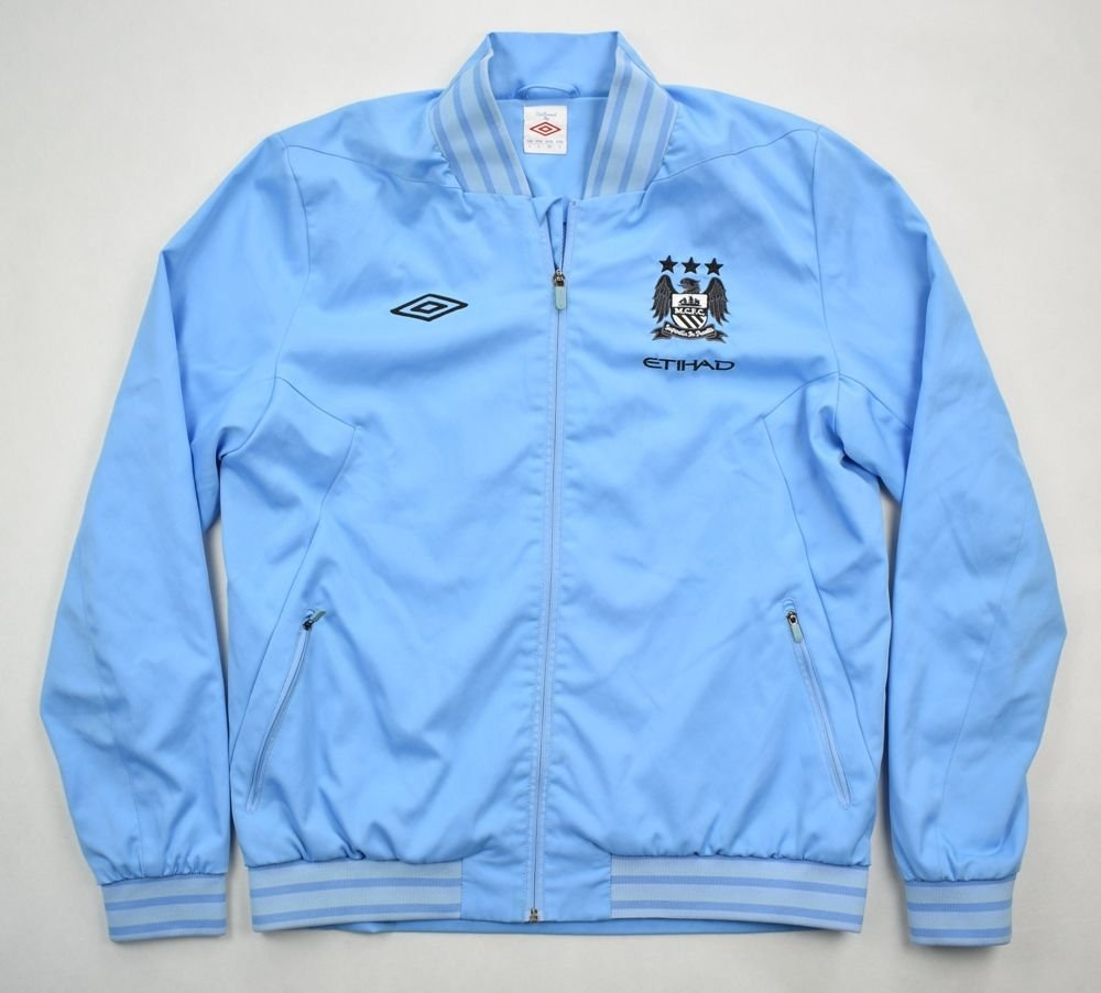 Football Premier League MANCHESTER L 2012 Soccer JACKET 13 CITY TUqXCwxg