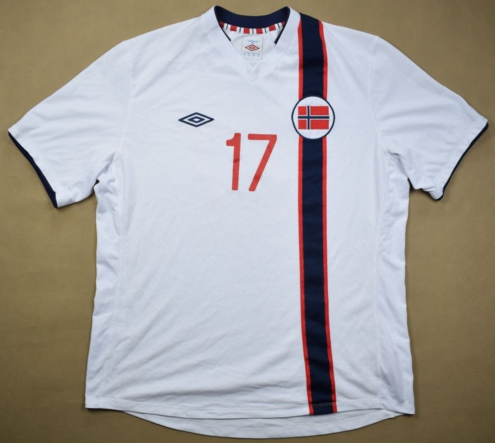 2012-13 NORWAY SHIRT XL Football   Soccer   International Teams   Europe   Other  European Teams  5ab3ac0d9