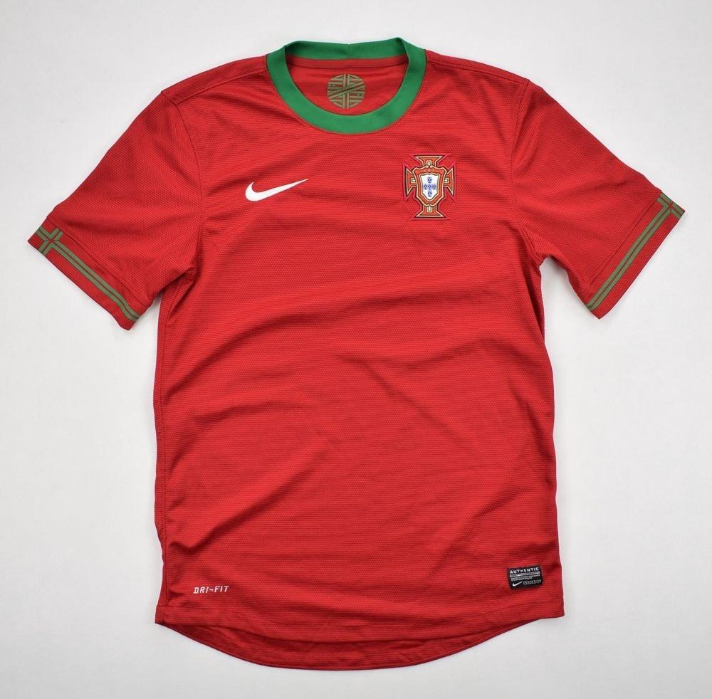 2012-13 PORTUGAL SHIRT S Football / Soccer \ International Teams \ Europe \  Portugal