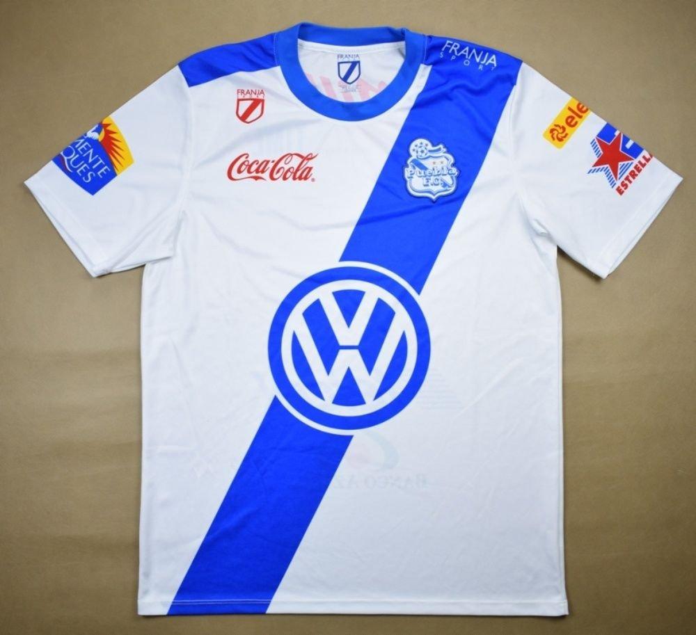 ccce6b33c 2012-13 PUEBLA FC SHIRT M Football   Soccer   Rest of world ...