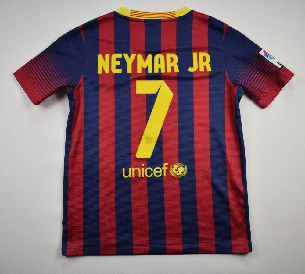 The Best Neymar Barca Jersey PNG