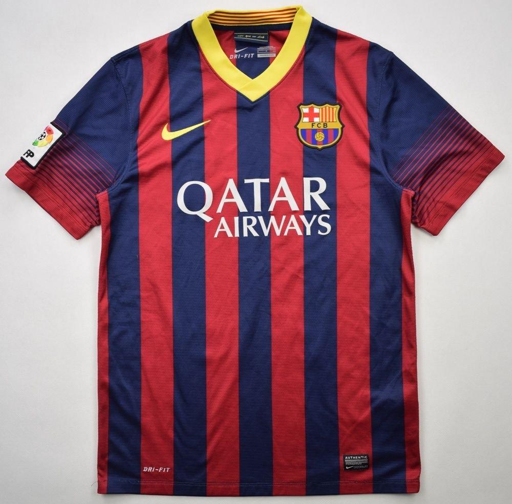 barcelona jersey 2013