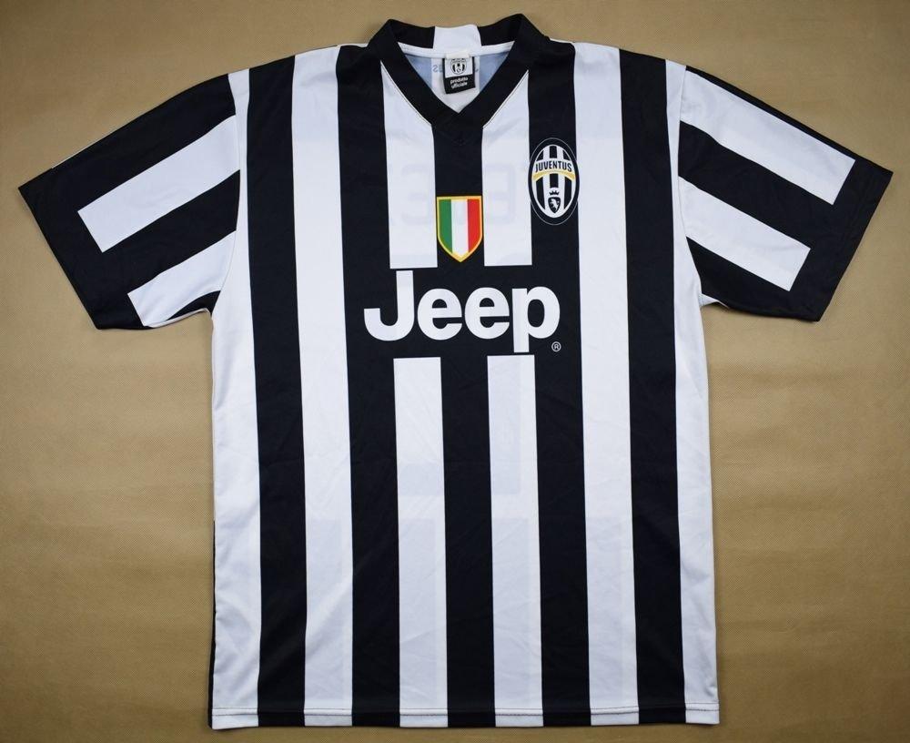 3139df2e4ce 2014-15 JUVENTUS *TEVEZ* SHIRT S Football / Soccer \ European Clubs ...