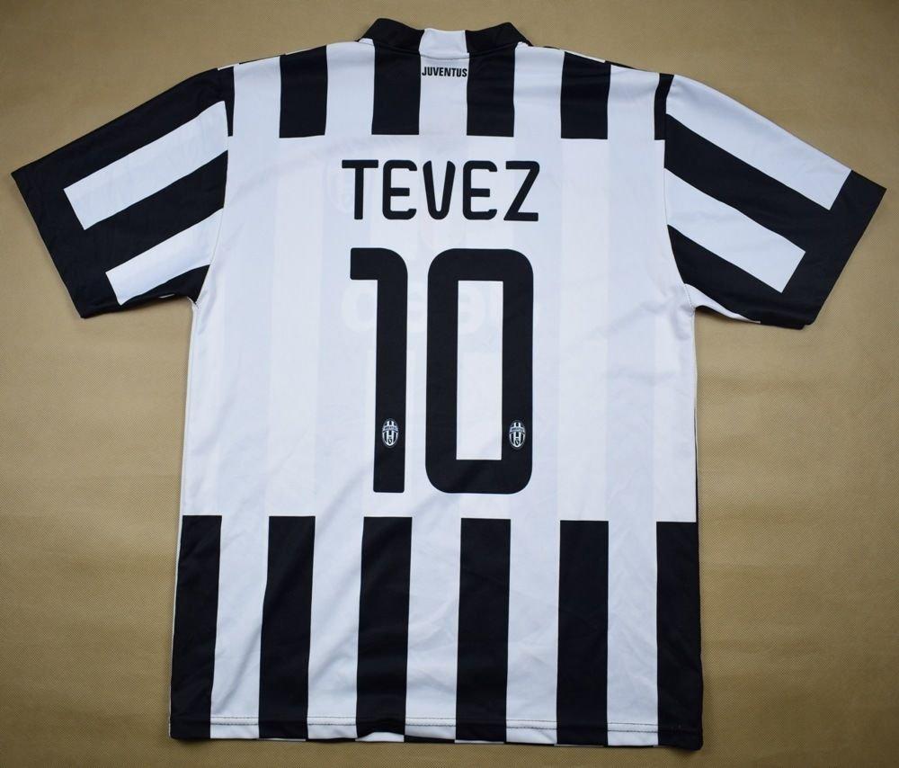 a6fbd6976f1 2014-15 JUVENTUS *TEVEZ* SHIRT S Football / Soccer \ European Clubs \  Italian Clubs \ Juventus | Classic-Shirts.com