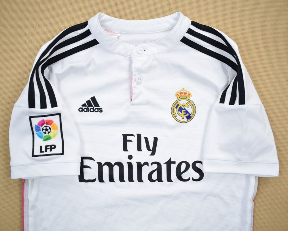 780e7d36c4a Real Madrid T Shirt 2014 - DREAMWORKS