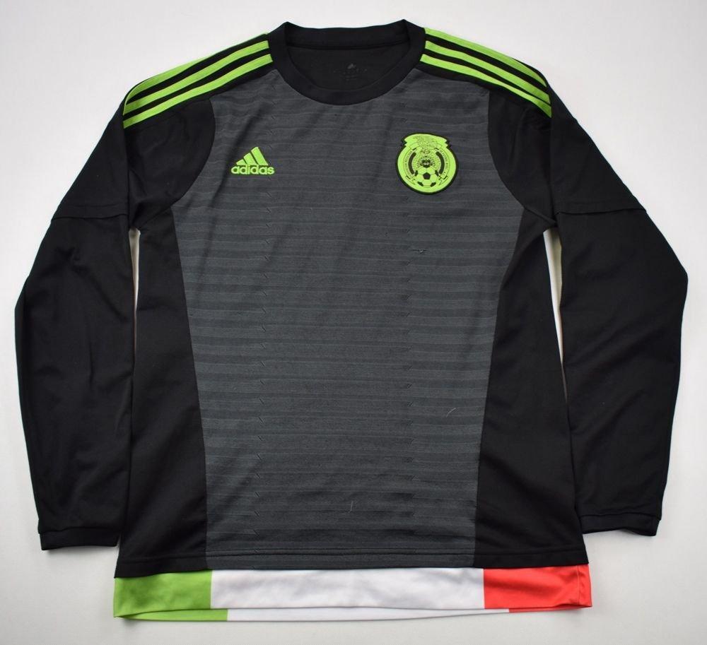 2015-16 MEXICO LONGSLEEVE SHIRT S