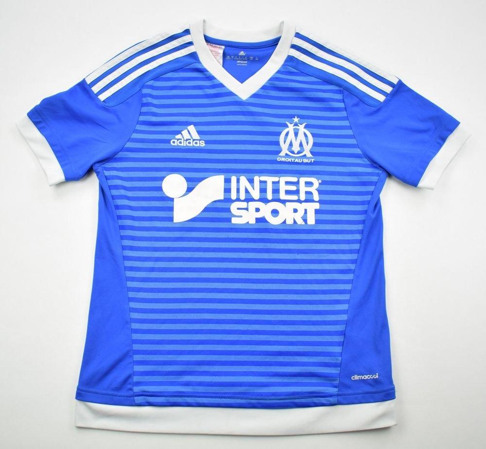 c9a40c97372 2015-16 OLYMPIQUE MARSEILLE SHIRT L. BOYS Football   Soccer   European  Clubs   French Clubs   Olympique Marseille