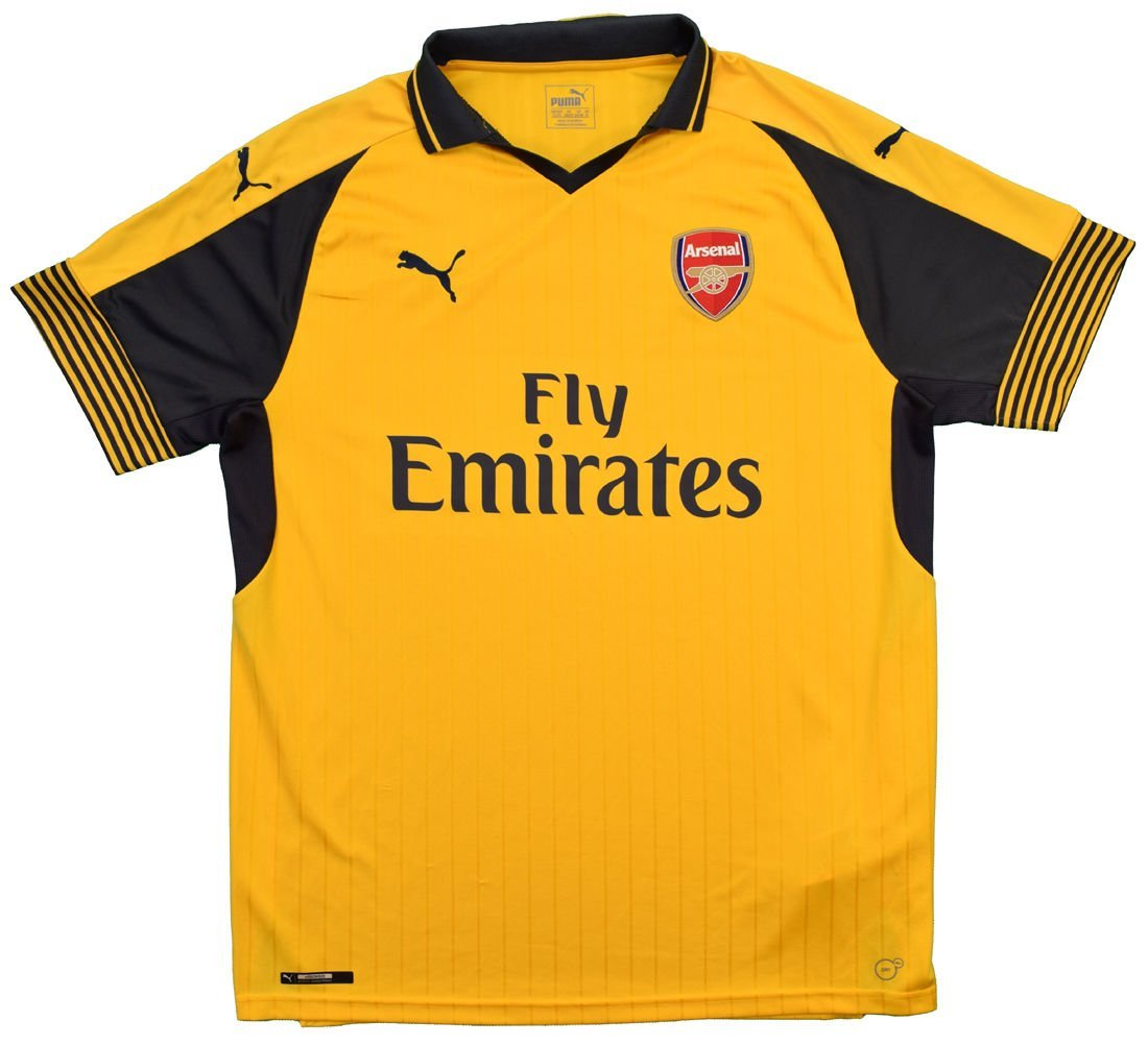 2016 17 Arsenal London Shirt S Football Soccer Premier League Arsenal London Classic Shirts Com