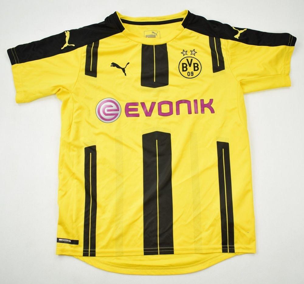 174ab8185df 2016-17 BORUSSIA DORTMUND SHIRT L. BOYS Football / Soccer \ European Clubs  \ German Clubs \ Borussia Dortmund | Classic-Shirts.com